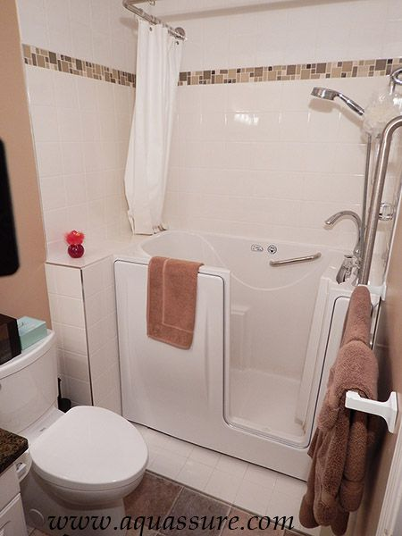 Wit Installed In A Small Bathroom Another Perfect Fit Contact Us