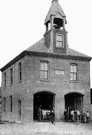 Old Fire Stations Yarmouth S Old Fire Stations Yarmouth Nova
