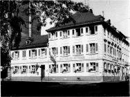 Zum Kleinen Ketterer in den 60 Jahren- Restaurant Karlsruhe