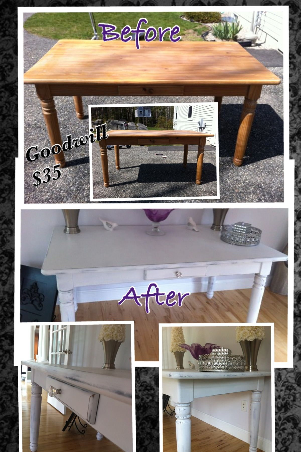 Pin By Pattyanne Daigle On Diy Furniture Furniture Bedroom Furniture Stores Old Kitchen Tables