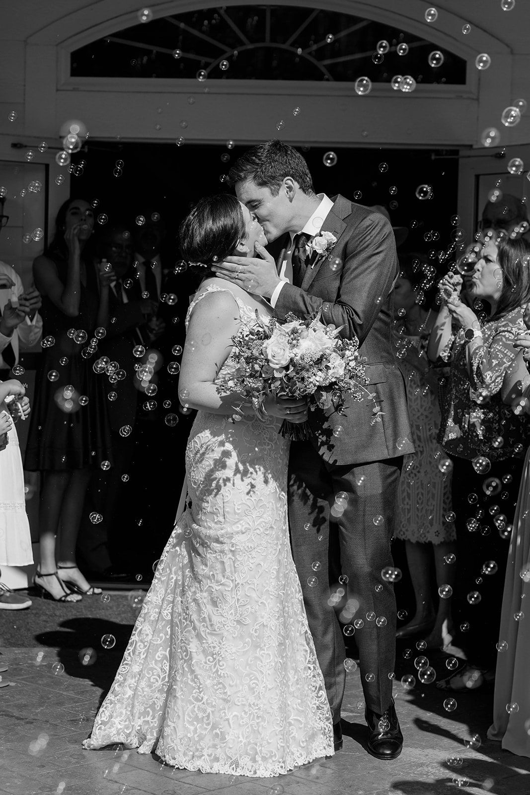 bubble wedding send off bubble wedding exit wedding