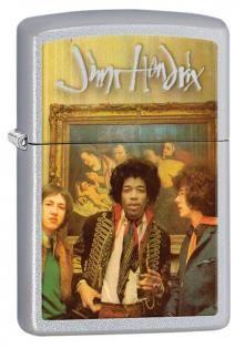 Briquet Zippo Licence Jimi Hendrix