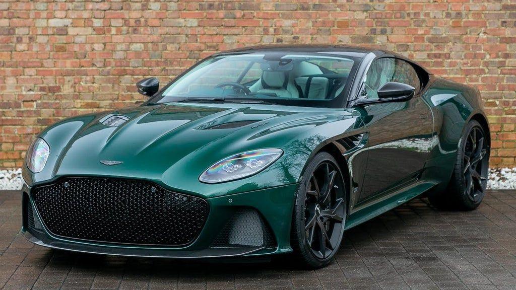 Aston Martin Dbs Superleggera Buckinghamshire Green