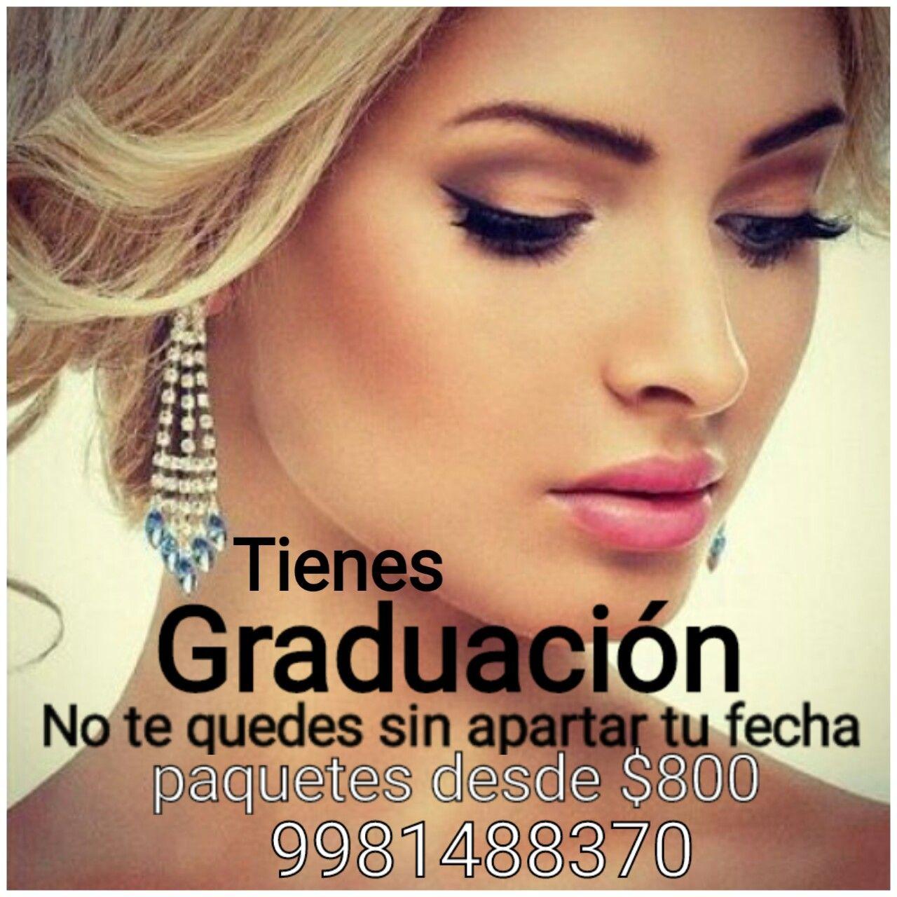 #Maquillaje #graduaciones #cancun