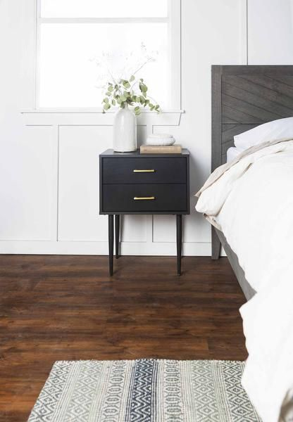 Photo of Olivia Side Table in Black