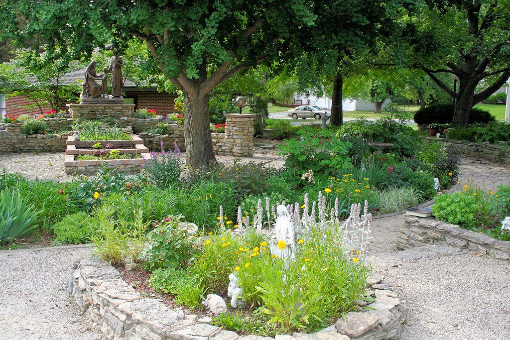 Prayer Garden Beginning To Take Shape. In Memory Of My Granddaughter Alayna  Nell Currin. | Prayer Gardens | Pinterest | Prayer Garden, Outdoor Gardens  And ...