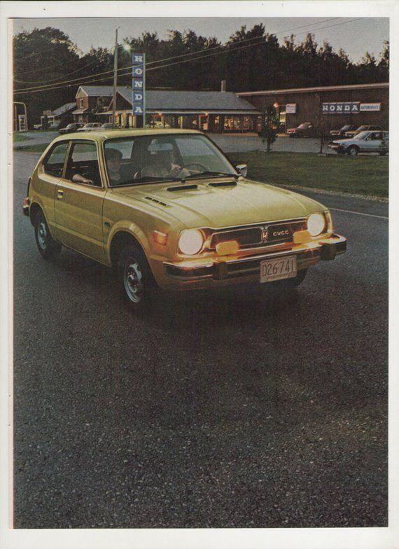 1977 Advertisement Honda Dealers North Clarendon Vermont Small Towns Owners Driver Dealership Car Ga Automotive Service Technician Import Cars Big Town