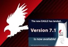 Download software cad para PCB Cadsoft Eagle 7.5 – 32 e 34 bits ...