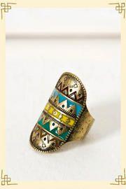 Aztec Ring.