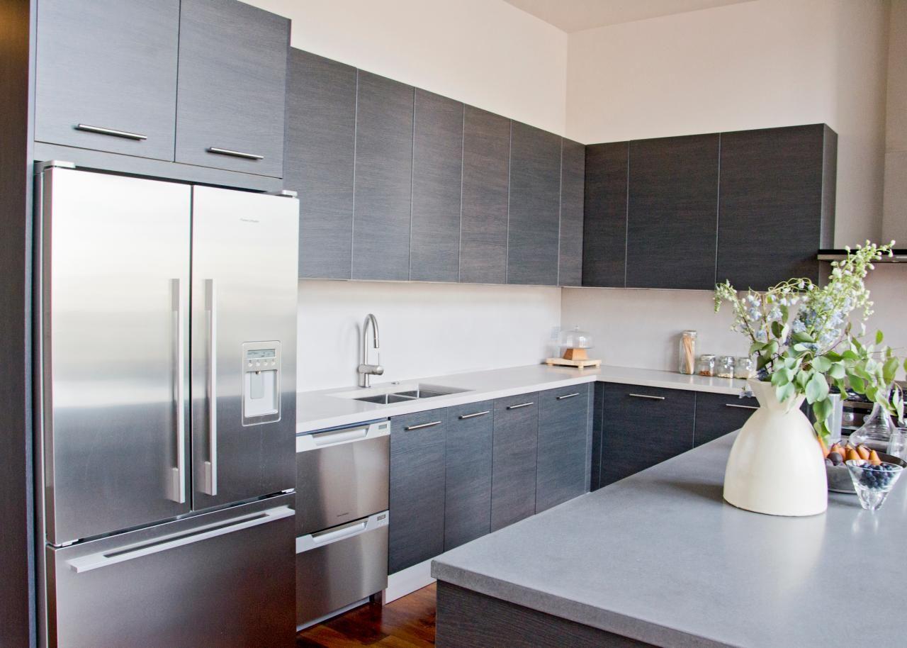 кухонный гарнитур серый фото рассказе толстого