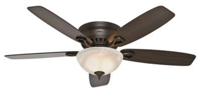 Hunter Fan Stanley Park 59541 Bronze Ceiling Fan Ceiling Fan