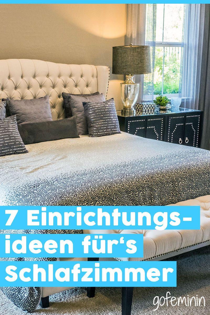 Einrichtungsideen Furs Schlafzimmer 7 Tipps Mit Wow Effekt