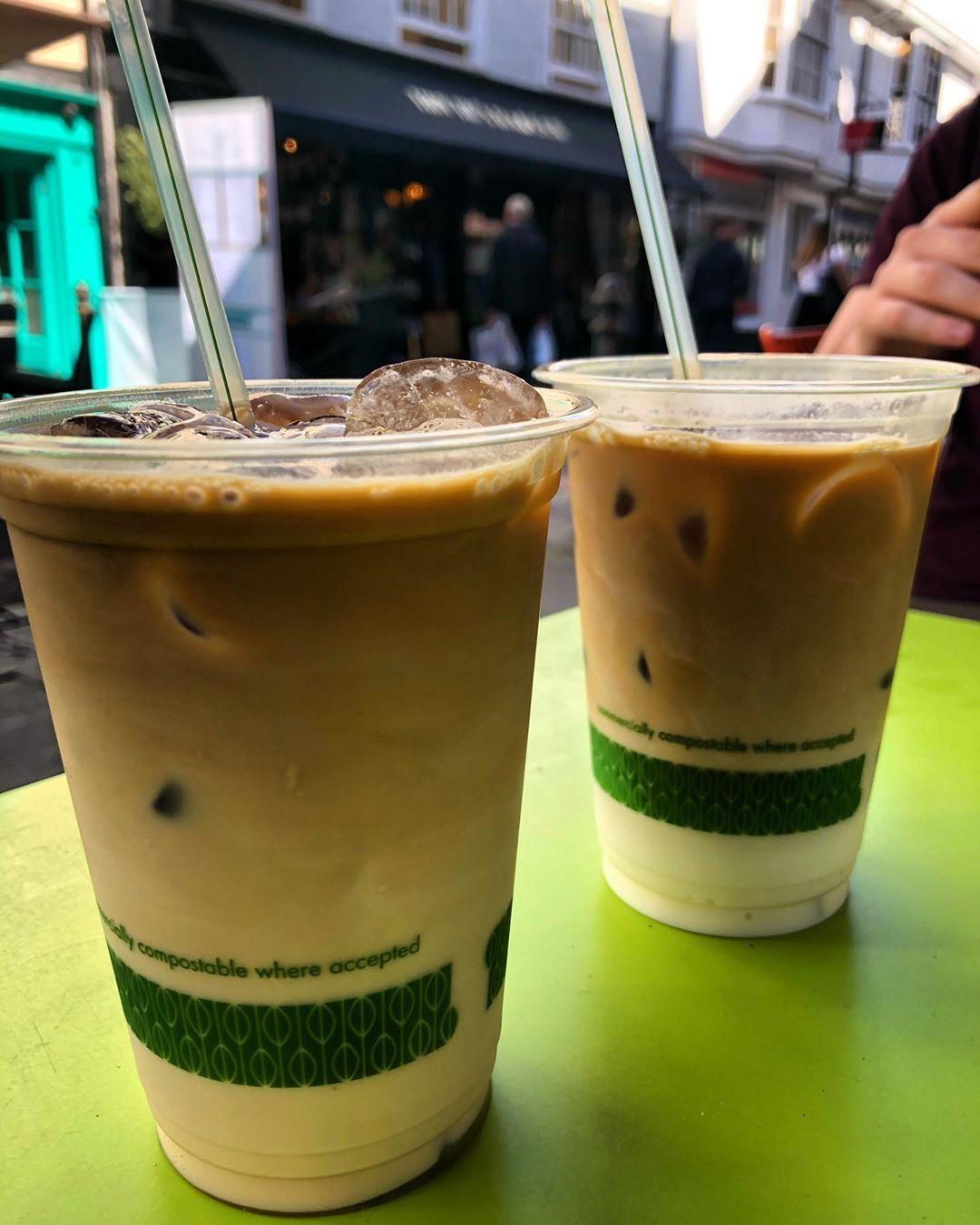 ICED COFFEE stagcanterbury