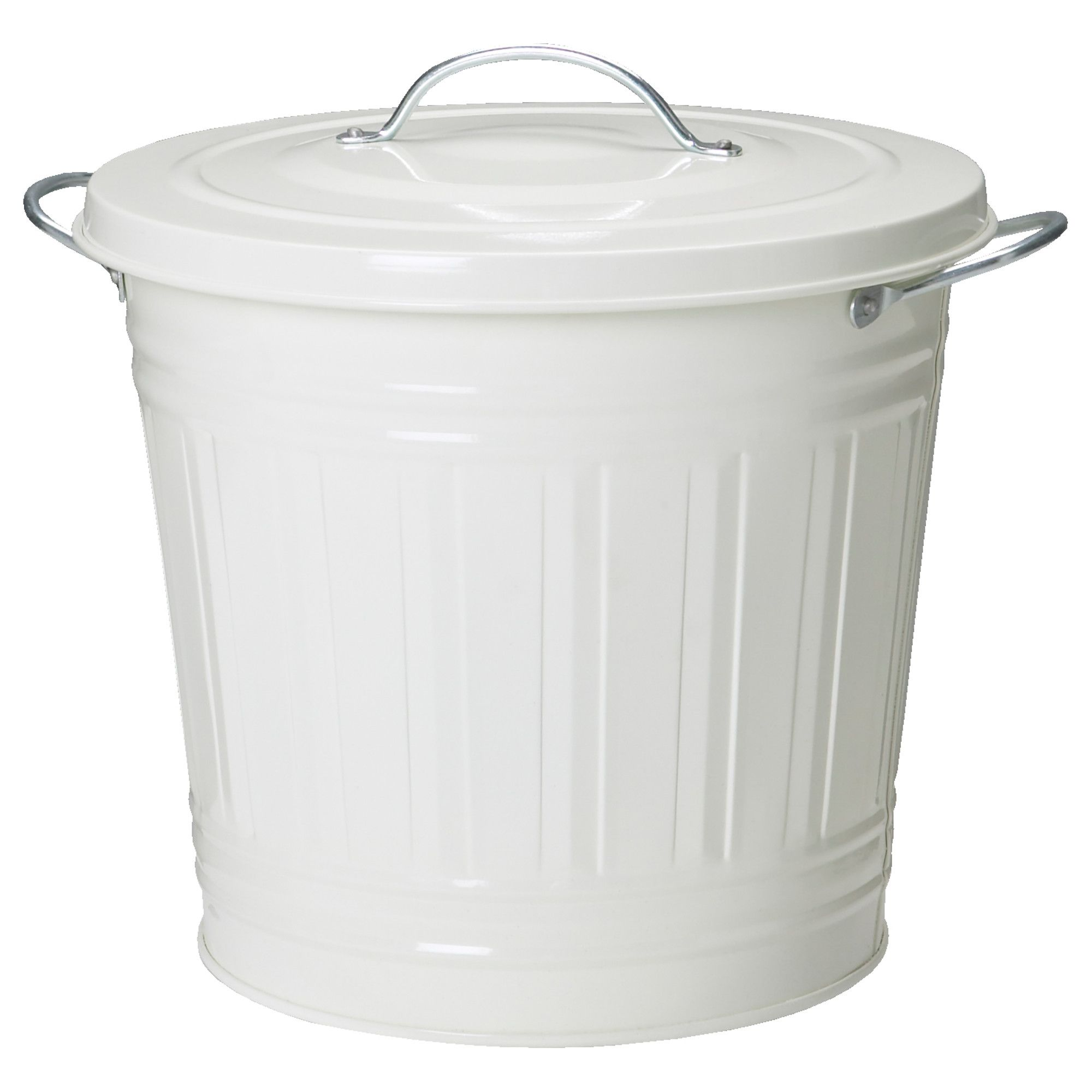 knodd bin with lid white 4 gallon ikea get 2 one for