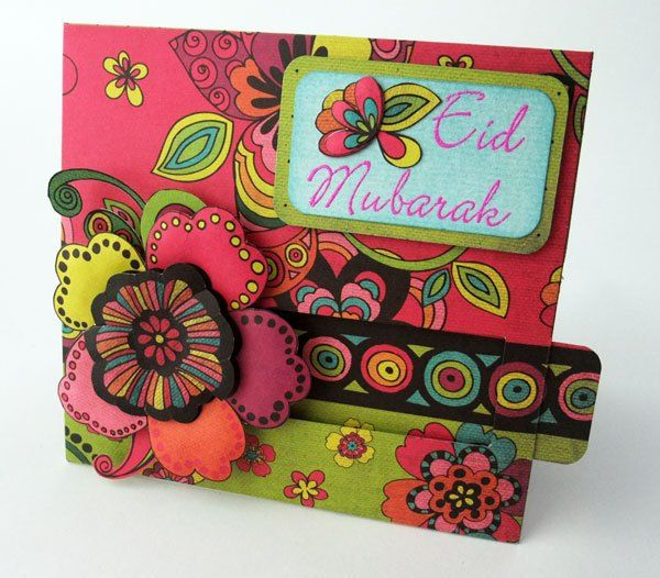 eid card making ideas