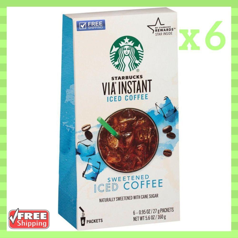 50++ Via instant coffee starbucks trends