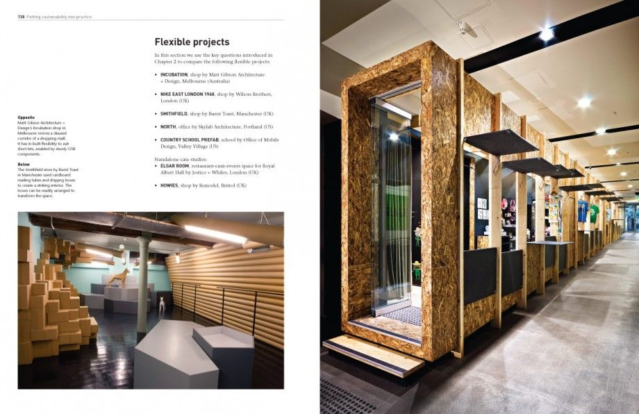 lamella art books sustainability in interior design