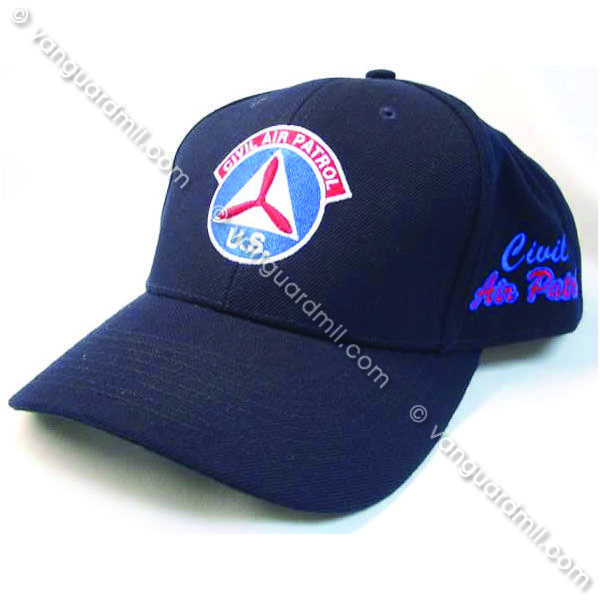 Civil Air Patrol Ball Cap Leisure emblem Civil air