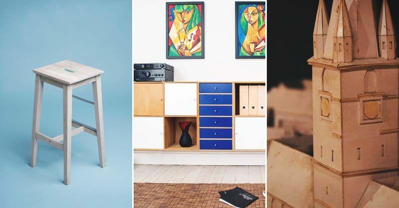 26 Diy Cardboard Furniture Ideas That