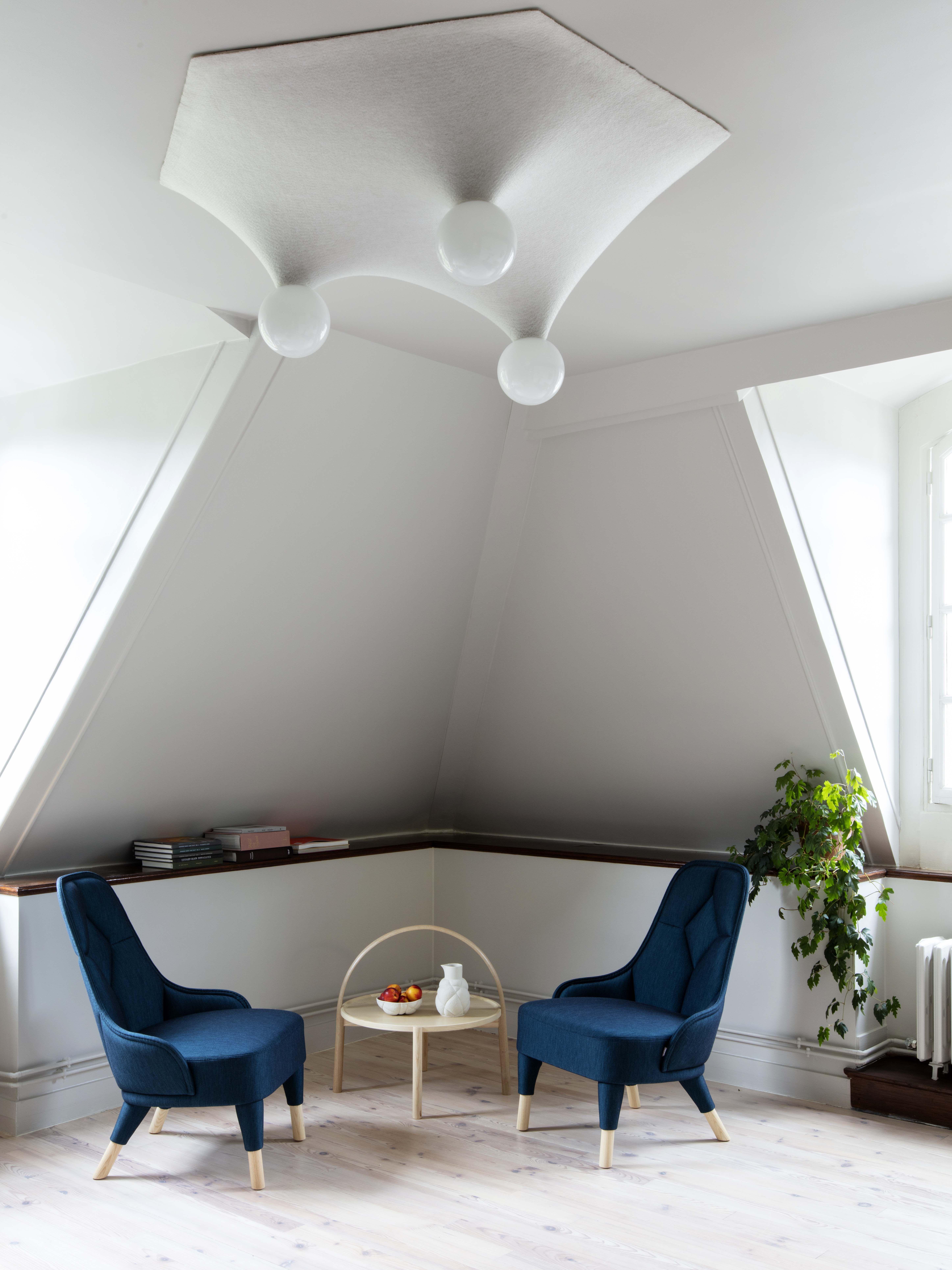 Institut Suedois Hotel Particulier Maison Et Objet Architecture Interieure