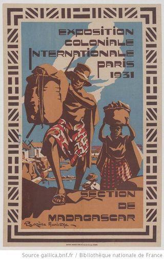 Exposition coloniale, Paris, 1931