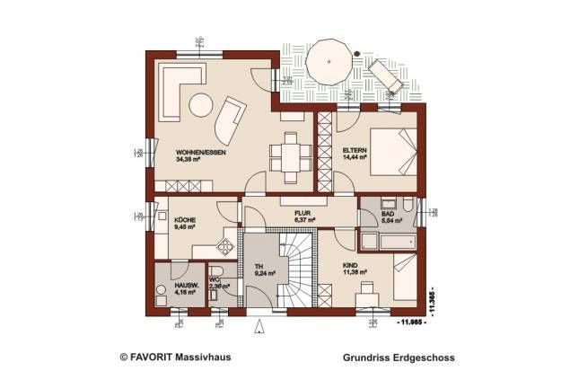 Favorit Massivhaus favorit massivhaus house afrika