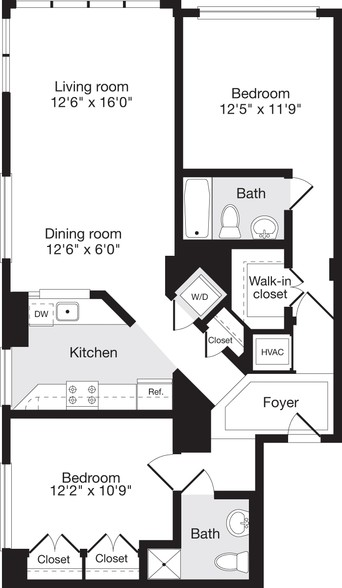 Alban Towers Apartments Washington Dc Apartments Com Dc Apartments Floor Plans Apartments For Rent
