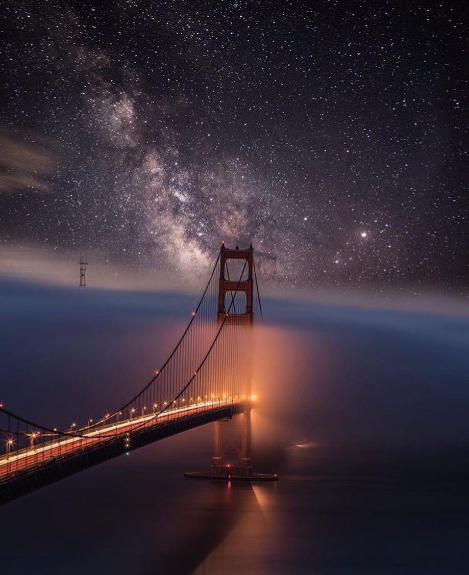 San Francisco Golden Gate Bridge Golden Gate Photo
