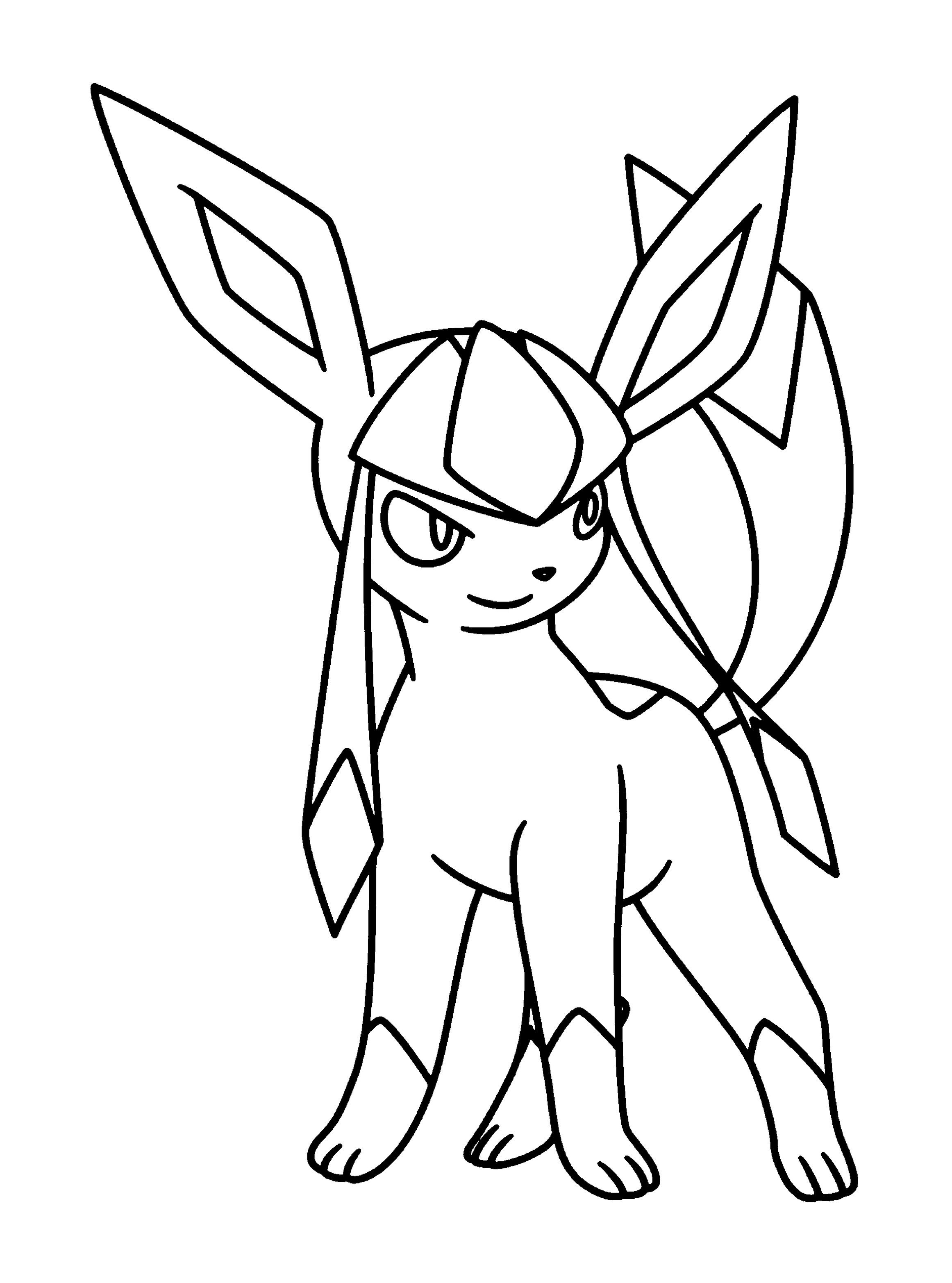 Glaceon Coloring Sheets Pokemon Coloring Pages Pokemon Coloring Pokemon Coloring Sheets