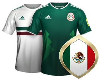 b9f3c3fc58c Mexico FIFA 18 World Cup 2018 Kits  worldcup  worldcup2018  fifaworldcup