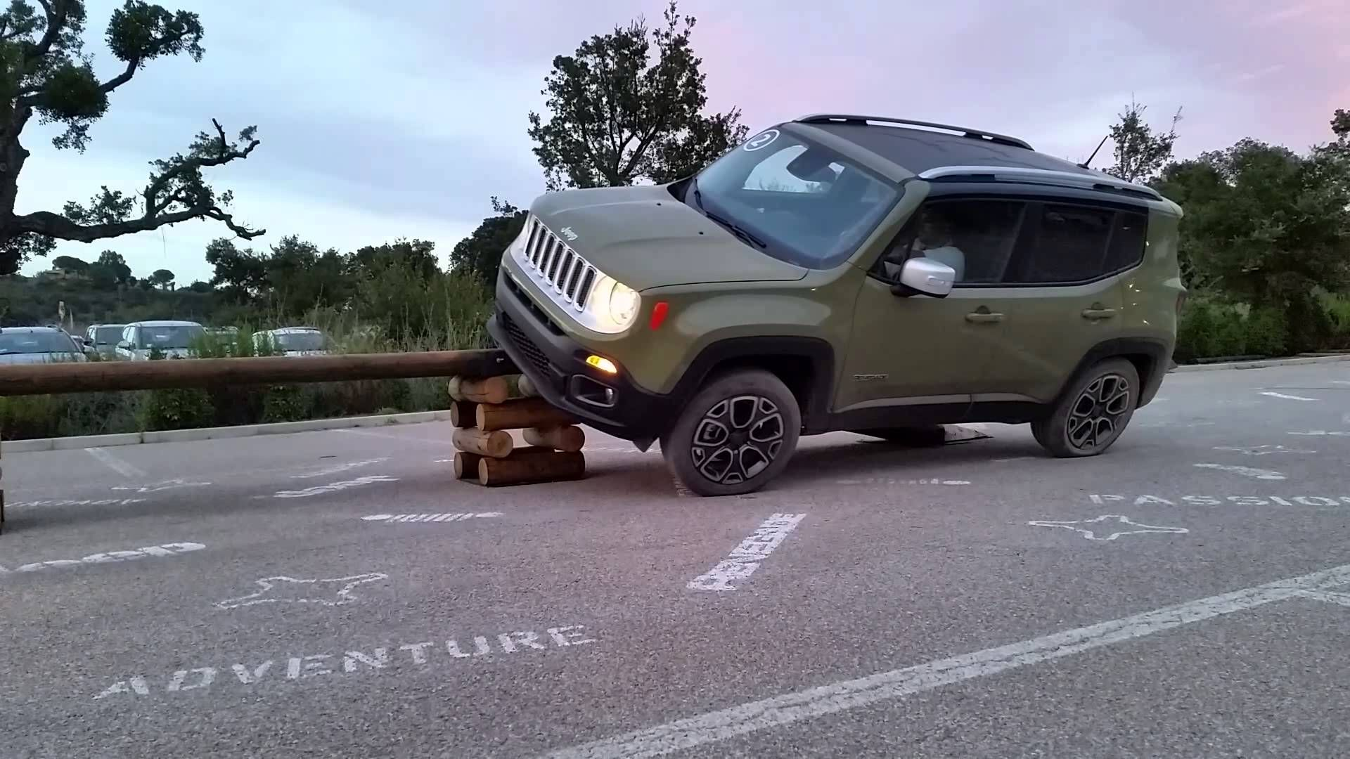 Jeep Renegade Road Test Jeep Warning Lights And Problems Info