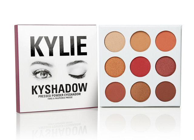 Kylie Jenner's New KyShadow Palette Is Finally Here