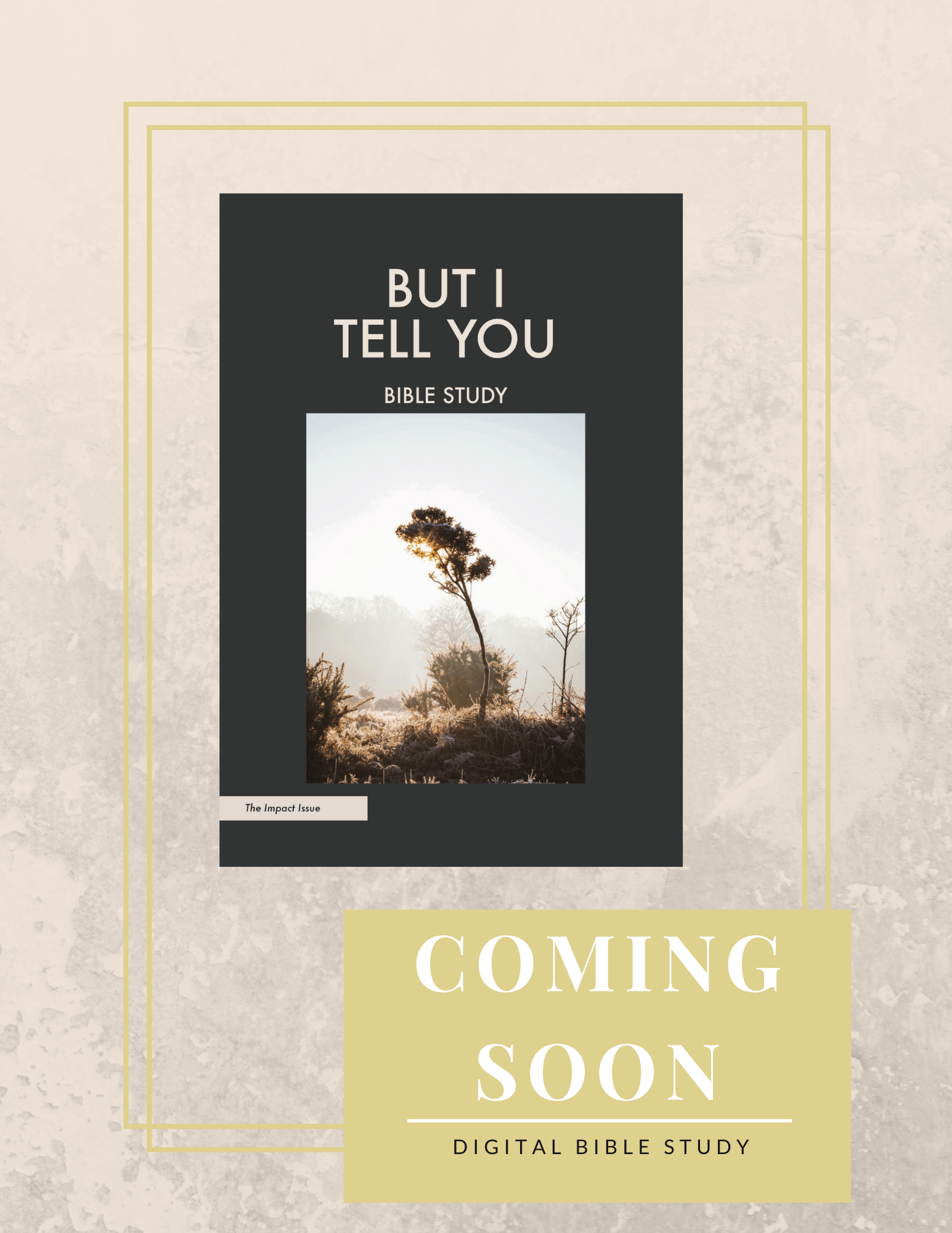 Coming Soon Thi New Digital Bible Study But I Tell You Accompanie The Impact Issue And Provide An In Depth Look At Ser Told So Sermon Introduction Of On Mount