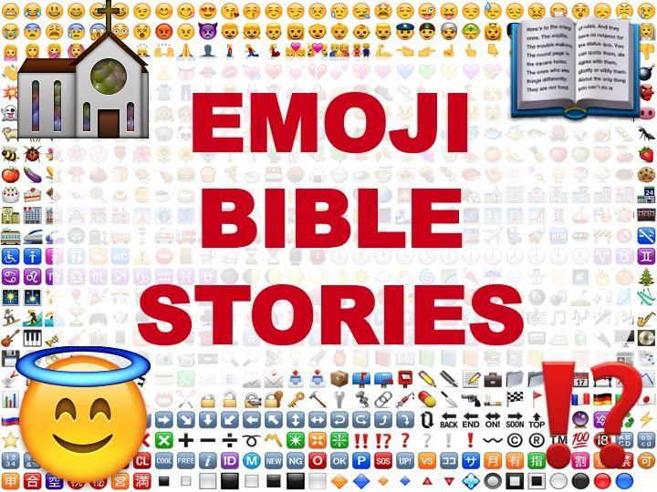 Bibel Emoji