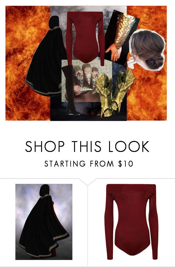 """""""A Hero of Fire"""" by honneybear1505 ❤ liked on Polyvore featuring WearAll and Gianvito Rossi"""