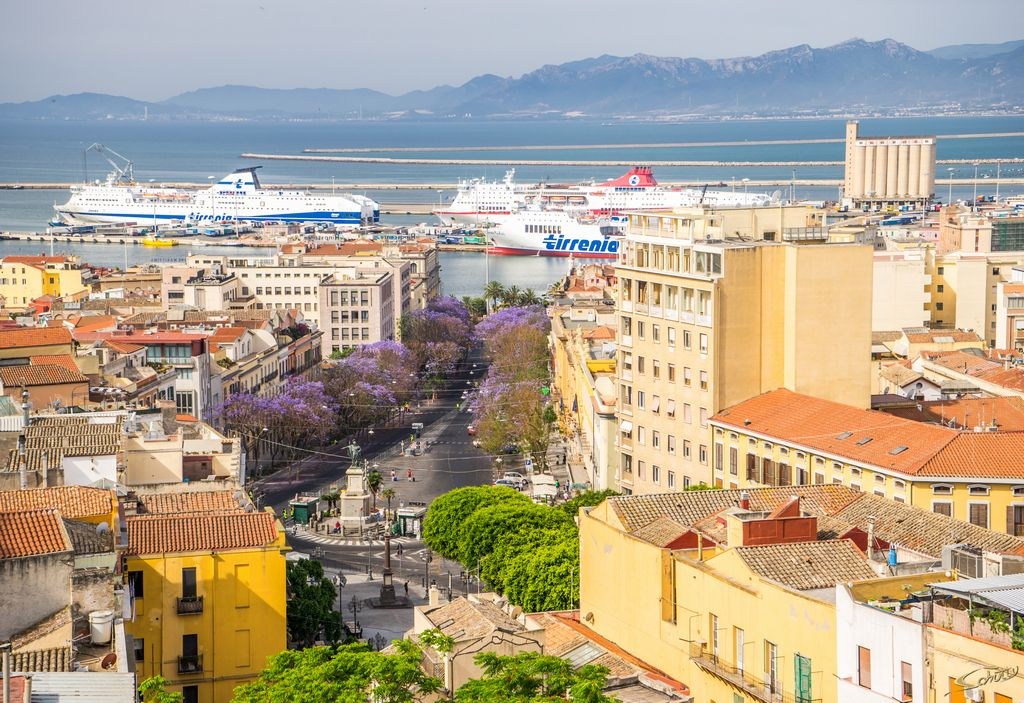 Amazing port in Cagliari Cagliari | Sardinia | Italy | Port | Sea | Travel photography | Ship | Harbour | Travel | Holidays | Vacation | Accommodation #cagliari #sardinia #italy #cagliaricity #cagliaribynight #cagliariphotos #cagliari_lovers #cagliarilove #cagliaricentro #ship