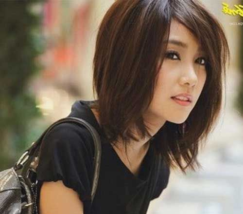 Asian Bob Pics You Will Love Bob Haircut And Hairstyle Ideas Asian Hair Asian Short Hair Medium Length Hair Styles
