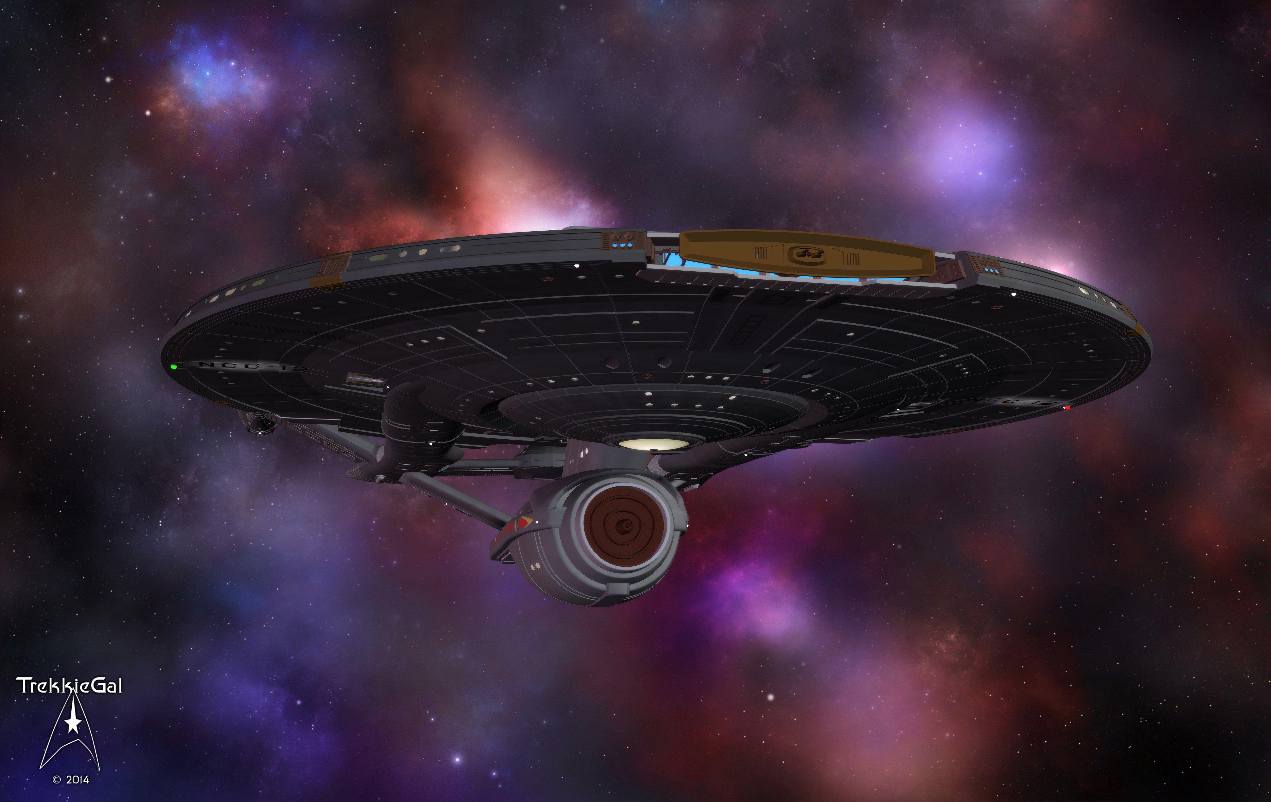 Star Trek Free Hd Widescreen Star Trek Trek Uss Enterprise