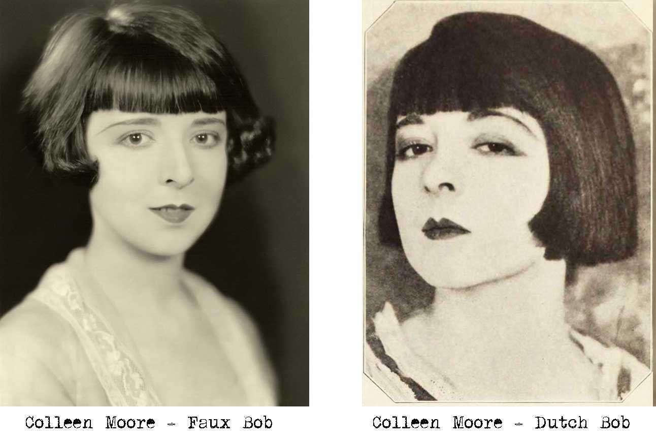1920 S Bob The Hairstyle Phenomenon Of 1924 Hair Styles 1920s Hair Short Vintage Hairstyles