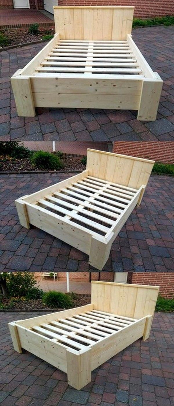10 Fabulous Bed Frames That Raise And Lower Bed Frames With Mattress Included Furniturepekanbaru Diy Furniture Bedroom Queen Bed Frame Diy Wooden Pallet Beds