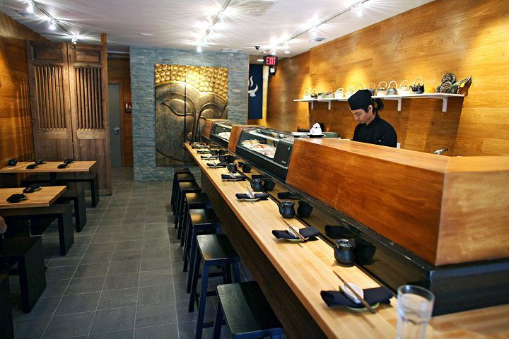 sushi bar design concepts | ... | Construction | Sydney .
