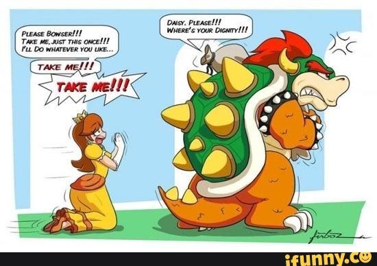 peach, daisy, bowser | Ninten-dope | Mario comics, Super