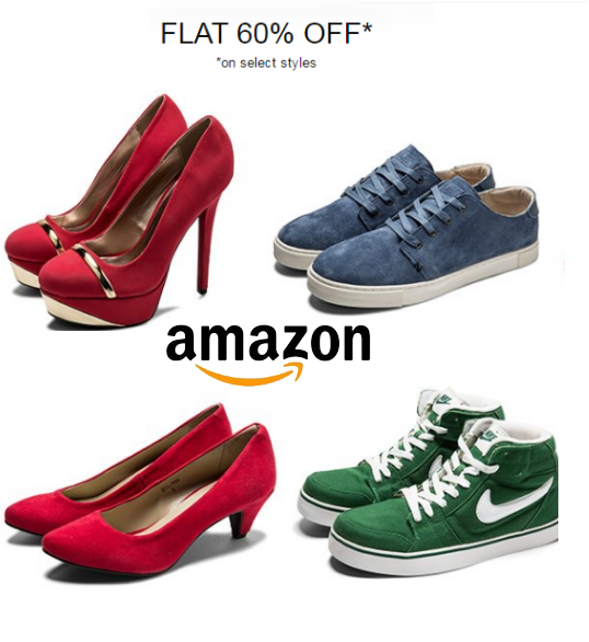 Amazon  Shoes  SuperSale – Flat 60% OFF on  Reebok 1df18cb17