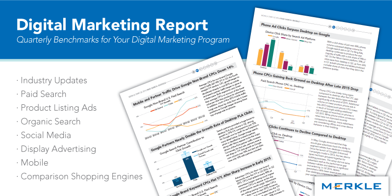 Digital Marketing Report  Quarterly Trends  Analysis Merkle