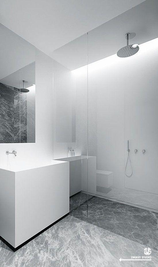 Badkamer Strak & Modern - Keukenhoff Tankens   Toilet   Pinterest ...