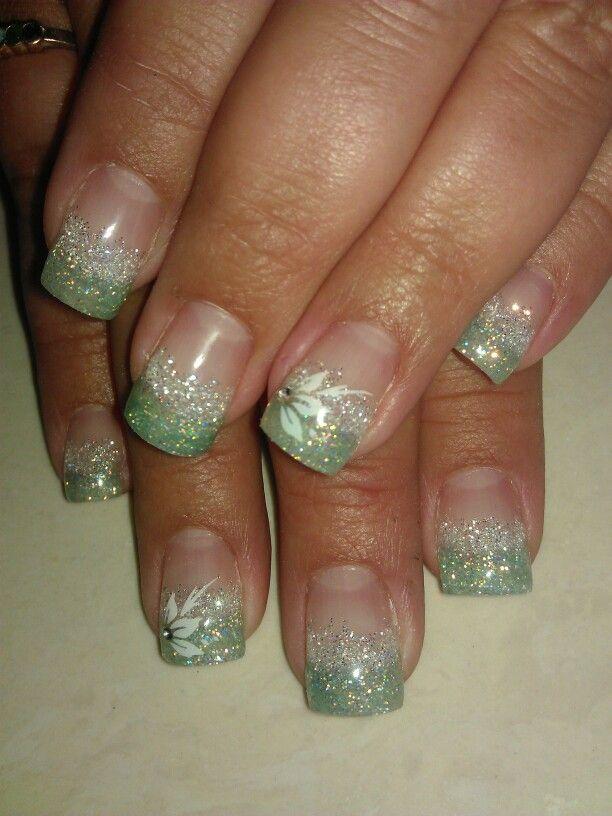 My new spring nails by Marge April 4 2013 | nails | Pinterest ...