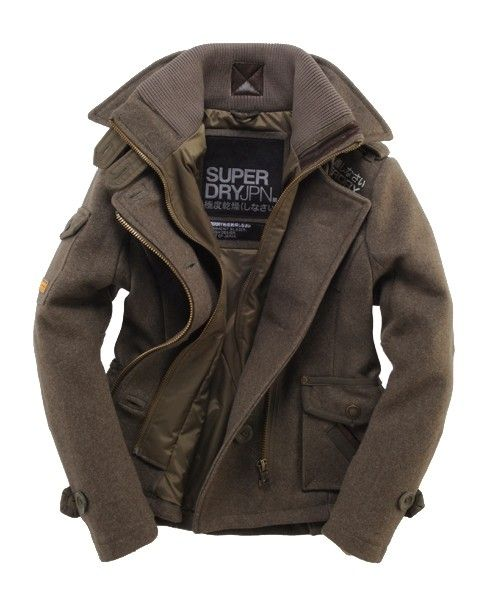 3981e81d039e9 Superdry Cropped Regiment Blazer. Now if only my financial aid refund would  get here so I can order it!