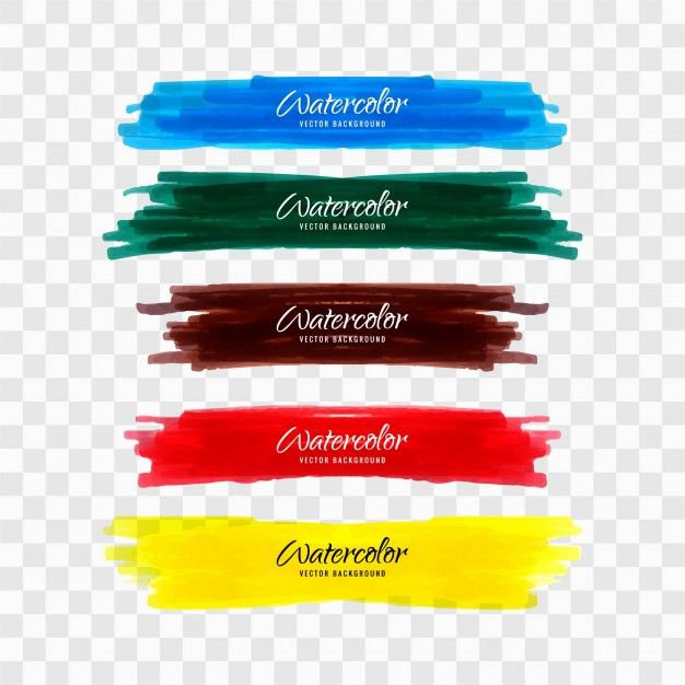 Download Watercolor Brush Elements For Free Watercolor Brushes