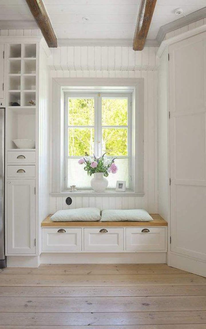 Small window decor  small kitchen window seat  navigatorspbfo  pinterest