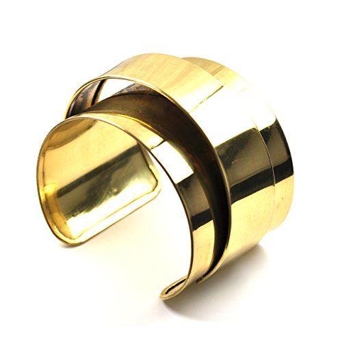 Statement Armreif breit gold von SCHMUCKZUCKER massiver breiter Armreif gold farben SCHMUCKZUCKER http://www.amazon.de/dp/B00M63IYV6/ref=cm_sw_r_pi_dp_c7O1tb13J0EDVFSN